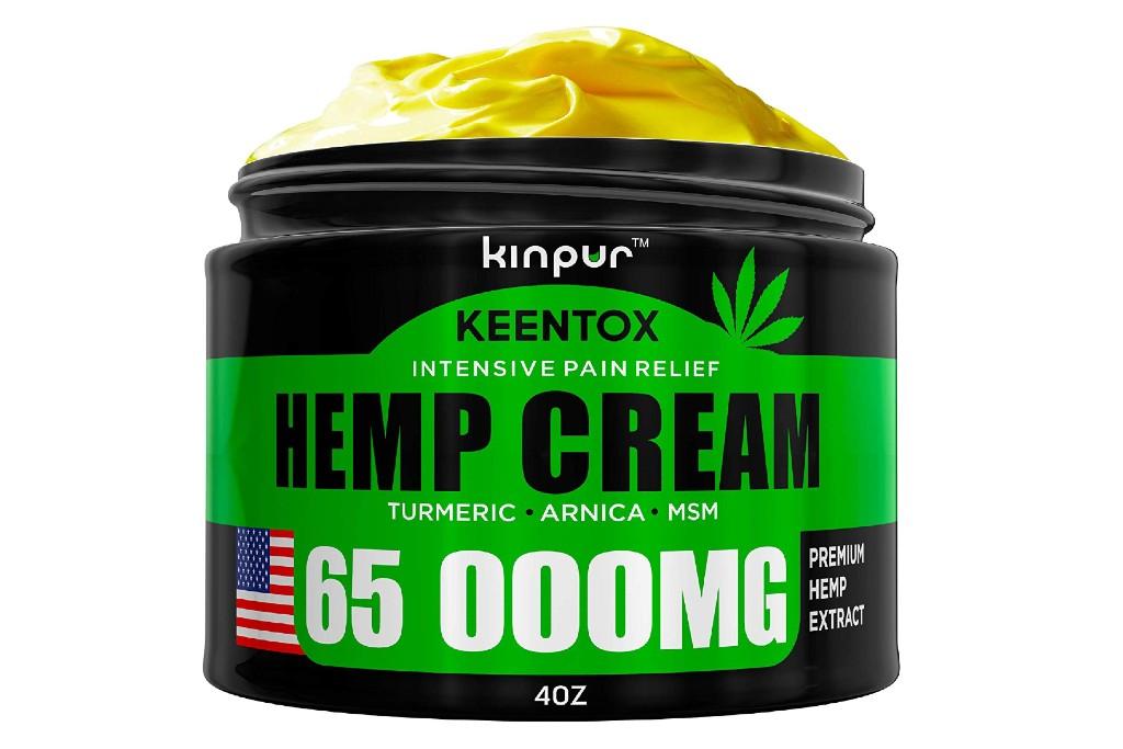 Kinpur Keentox Pain Relief Hemp Cream