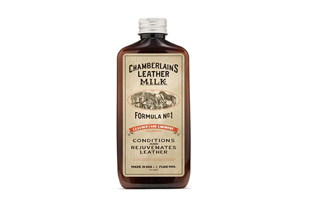 chamberlains leather cleaner
