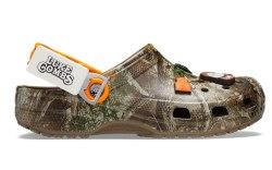 luke combs, crocs, collaboration, hunting clogs,