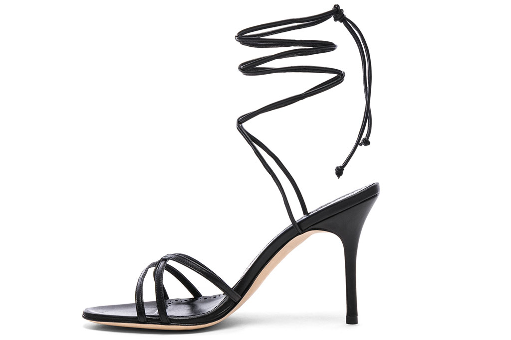 Manolo Blahnik Leva Sandals