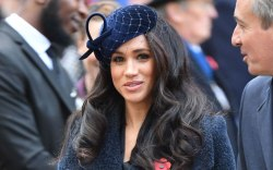 Meghan Markle, day of remembrance, field
