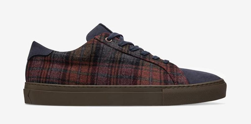 Greats Royale Plaid Red