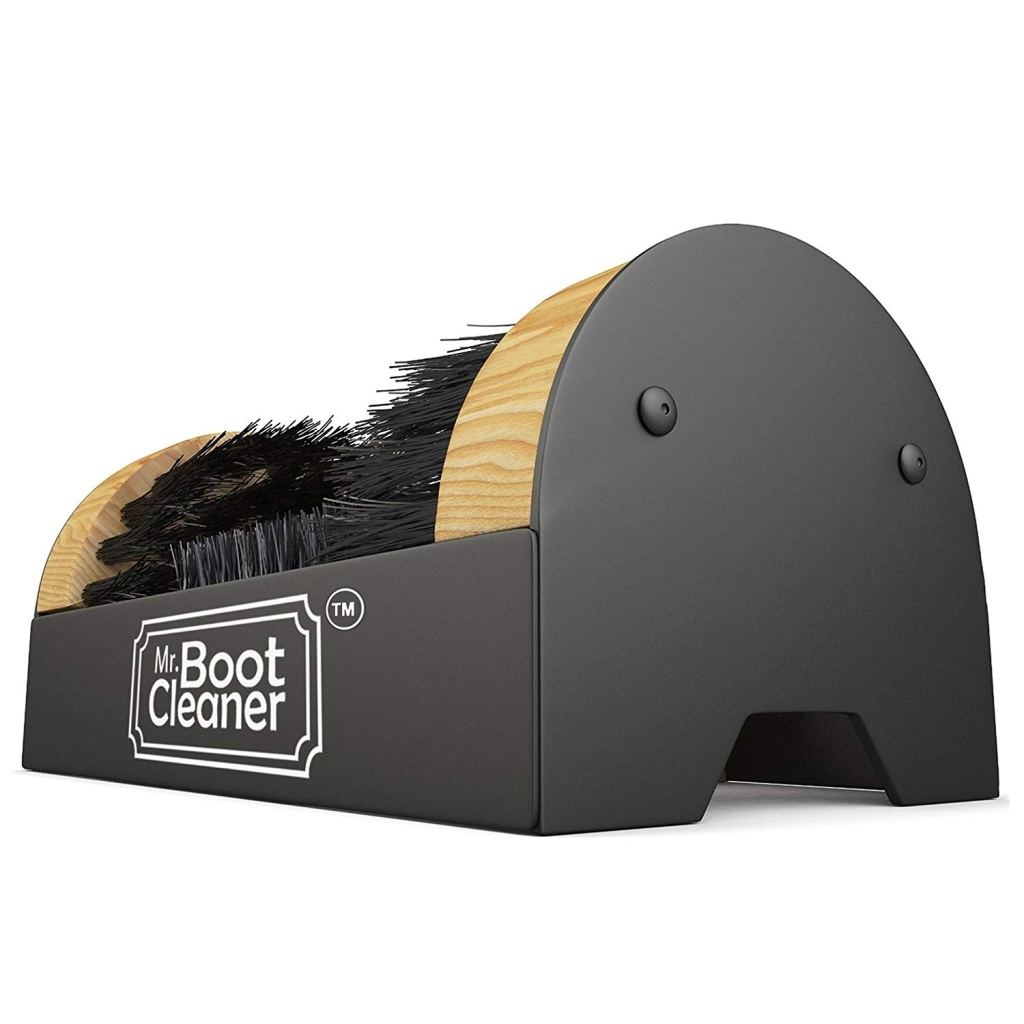 mr. boot cleaner boot scrubber