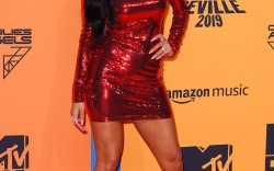 Nicole Scherzinger at the 26th MTV EMAs