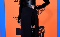 Dua Lipa at the 26th MTV EMAs
