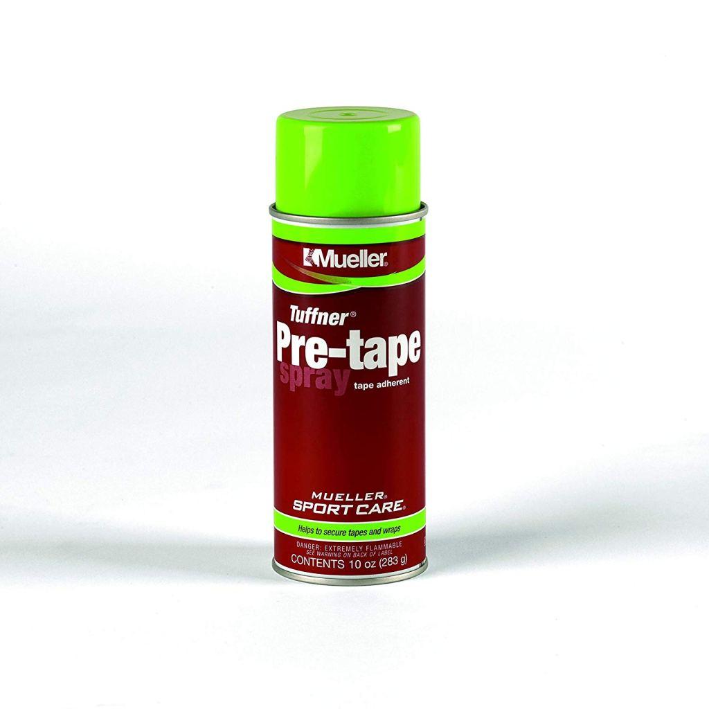 meuller pre-tape spray