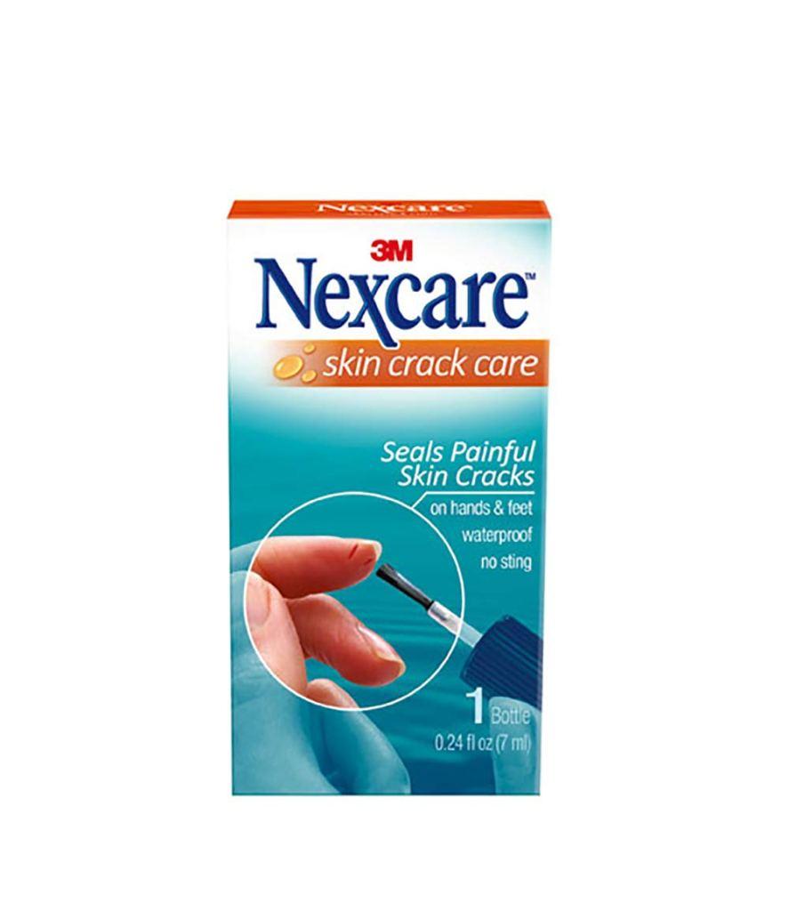 nexcare skin crack