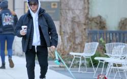Singer Nick Jonas walks Priyanka's Chopra's