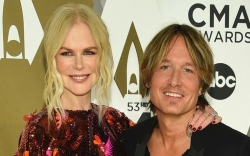Nicole Kidman and Keith Urban53rd Annual
