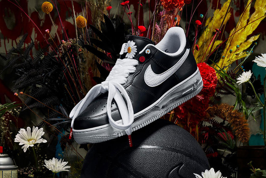 Nike Air Force 1, para-noise, g-dragon, sneakers
