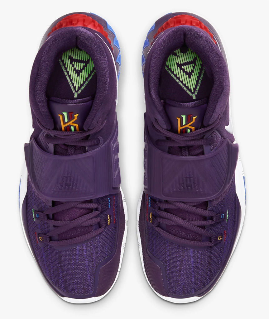 """Nike Kyrie 6 """"Enlightenment."""""""