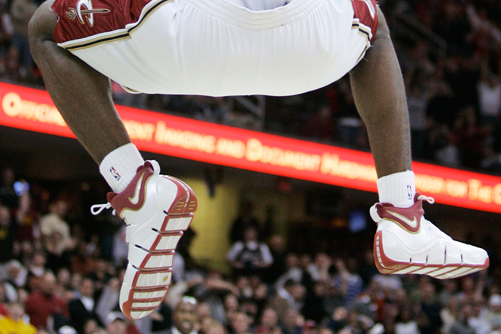 Nike Zoom LeBron 4