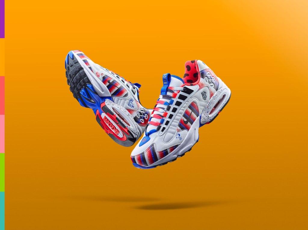 Bransen Fernando Nike Doernbecher Freestyle 2019