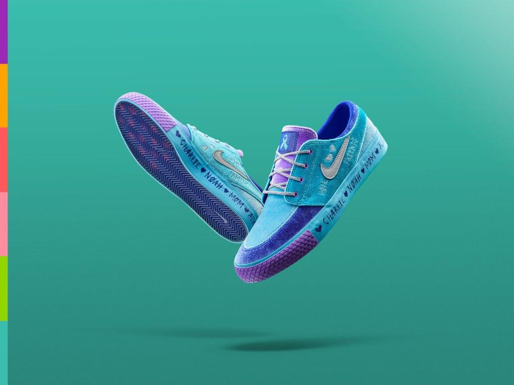 Desiree Castillo Nike Doernbecher Freestyle 2019