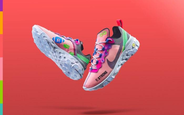 Kahleah Corona Nike Doernbecher Freestyle 2019