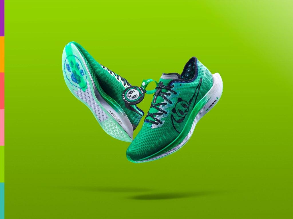 Sawyer Miller Nike Doernbecher Freestyle 2019