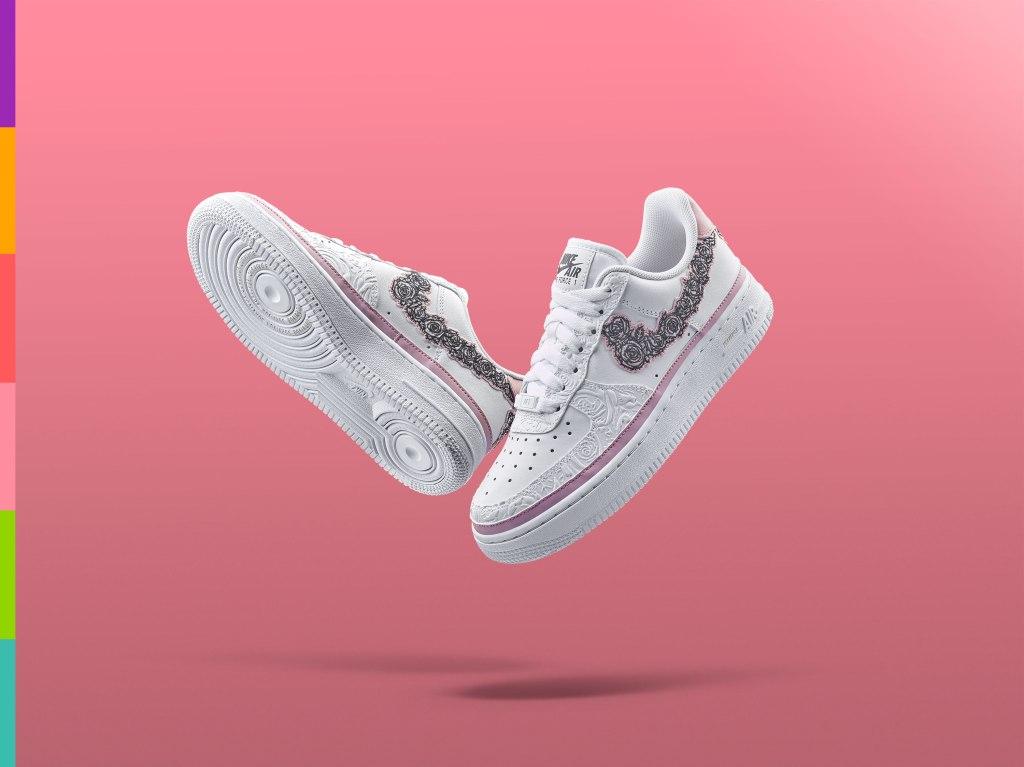 Zion Thompson Nike Doernbecher Freestyle 2019
