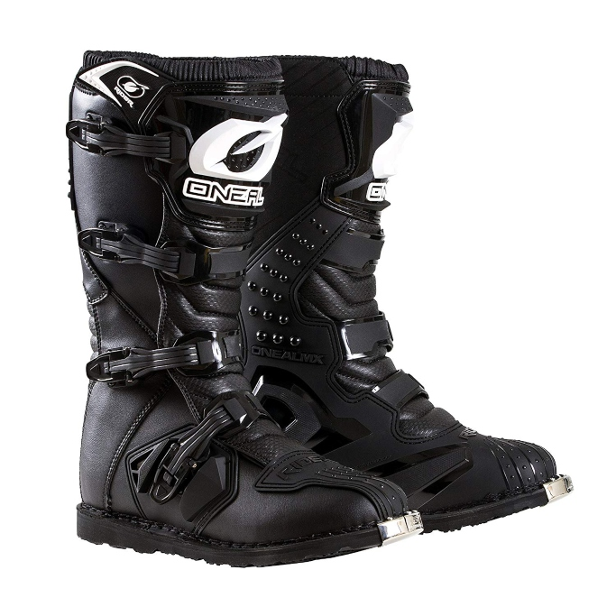 o'neal men's new logo rider boots, touring boots for men