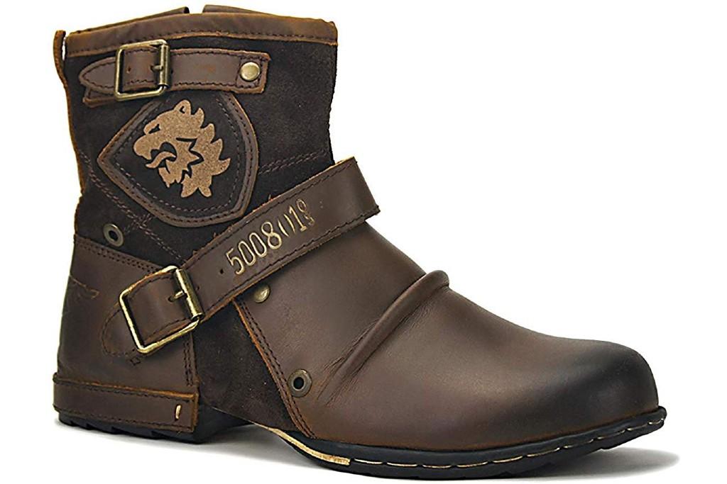 Otto Zone Moto Boots