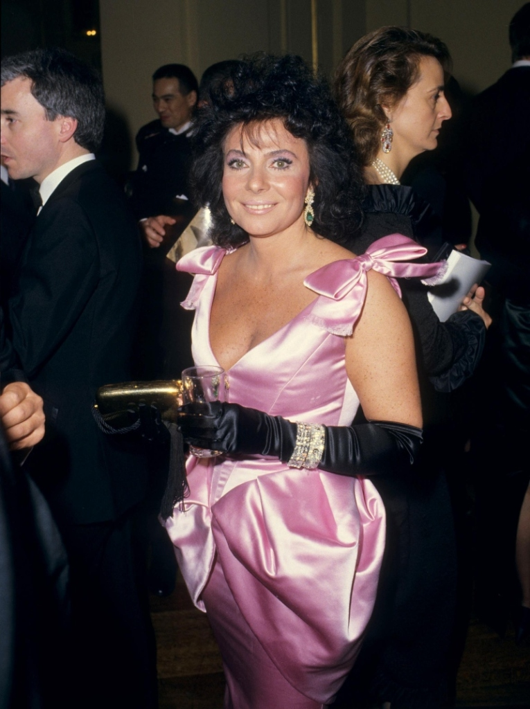 patrizia reggiana, lady gaga, 1980s, movie, murder