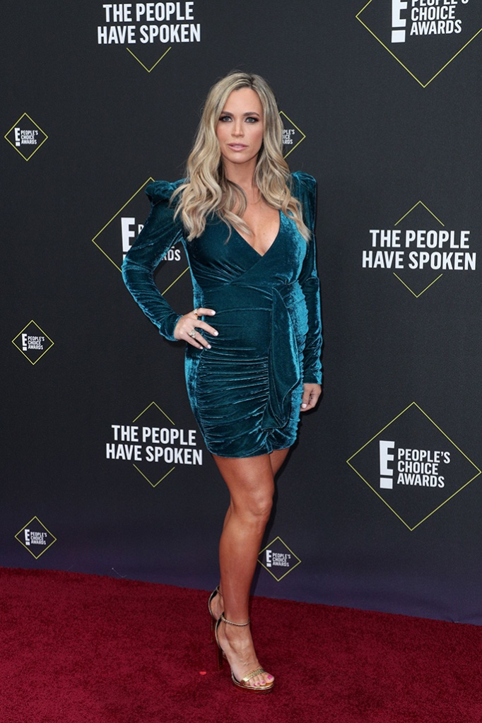 Teddi Mellencamp45th Annual People's Choice Awards, Arrivals, Barker Hanger, Los Angeles, USA - 10 Nov 2019