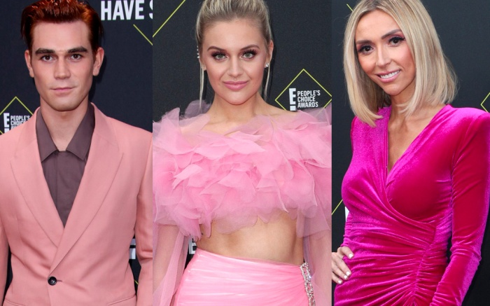 pink-colors-red-carpet-peoples-choice-awards-2019