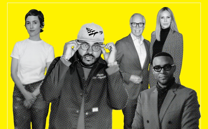 fn power list 2019, Karla Welch, Mike Camargo, Tommy and Dee Hilfiger, and Law Roach