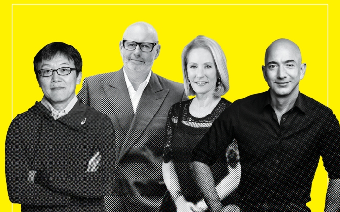 Koichiro Kodama, Neil Clifford, Diane Sullivan, Jeff Bezos, power issue, the titans