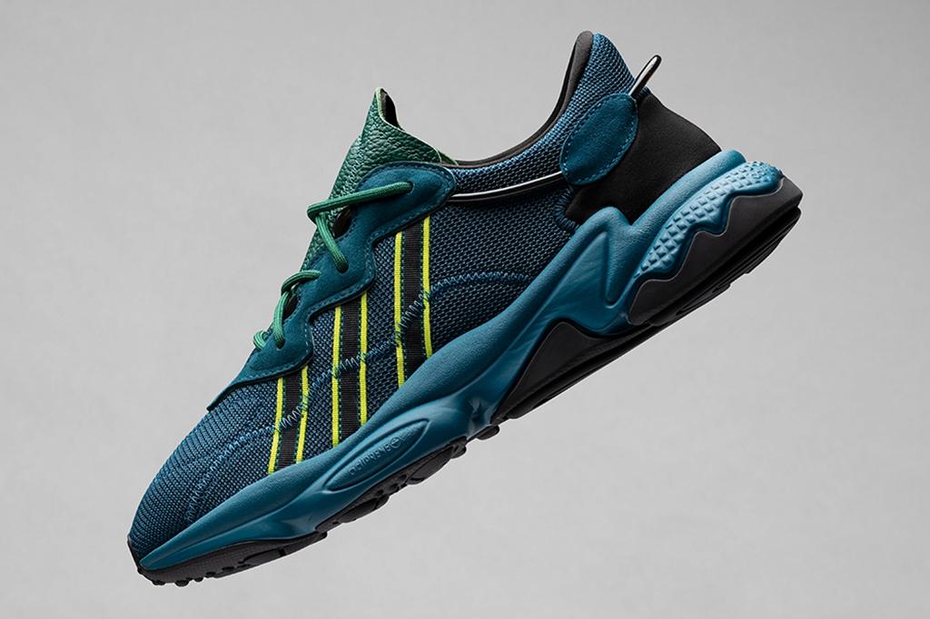 "Adidas Originals x Pusha T Ozweego ""Tech Mineral"""