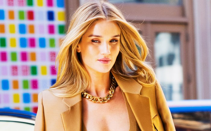Rosie Huntington-Whiteley, celebrity style, street style, nyc