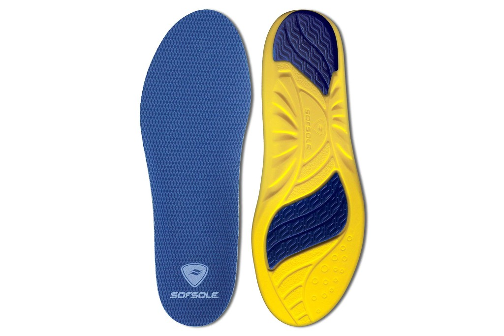 self sole athlete insoles, gel insoles