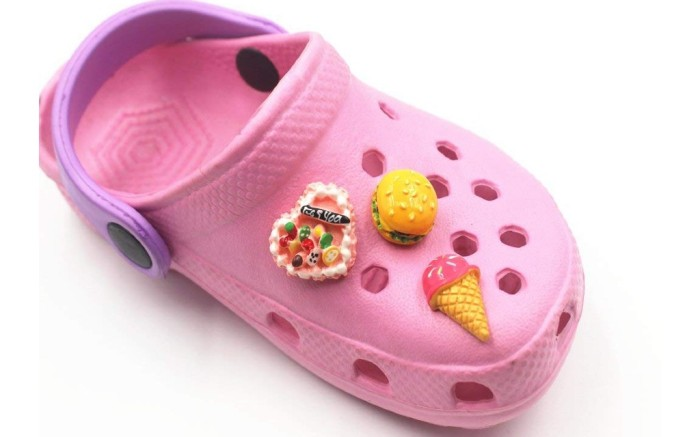 croc shoe charms