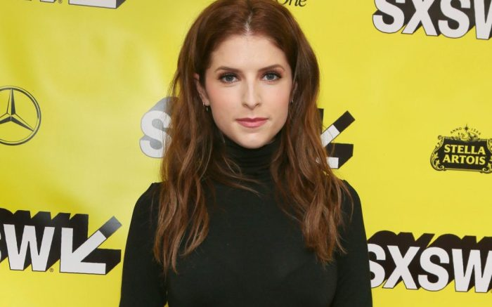 "Anna Kendrick2019 SXSW - ""The Day Shall Come"", Austin, USA - 11 Mar 2019"