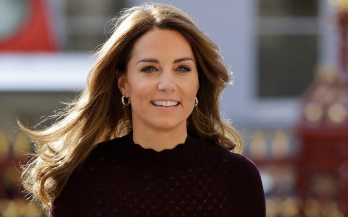 Catherine Duchess of Cambridge visits the Angela Marmont Centre for UK Biodiversity, Natural History Museum, London, UK – 09 Oct 2019