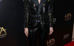 Dakota Johnson at the Hollywood Film Awards