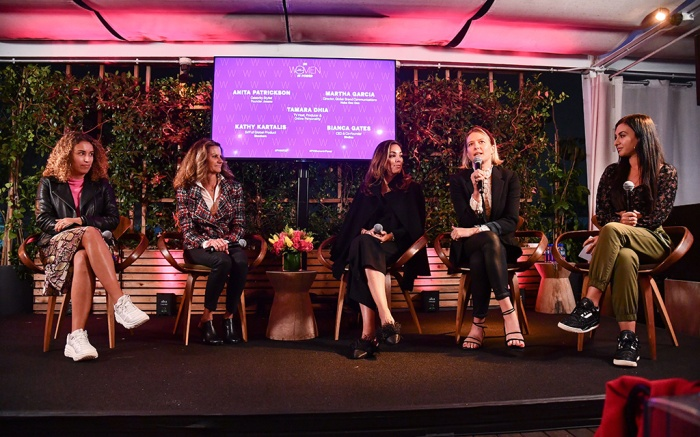 FN Women in Power, Los Angeles, USA – 06 Nov 2019