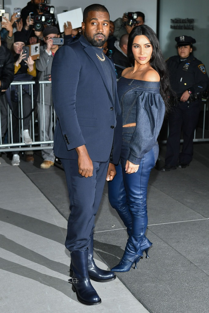 Kanye West, kim kardashian, burberry, and Kim Kardashian West9th Annual WSJ. Magazine Innovator Awards, Arrivals, The Museum of Modern Art, New York, USA - 06 Nov 2019