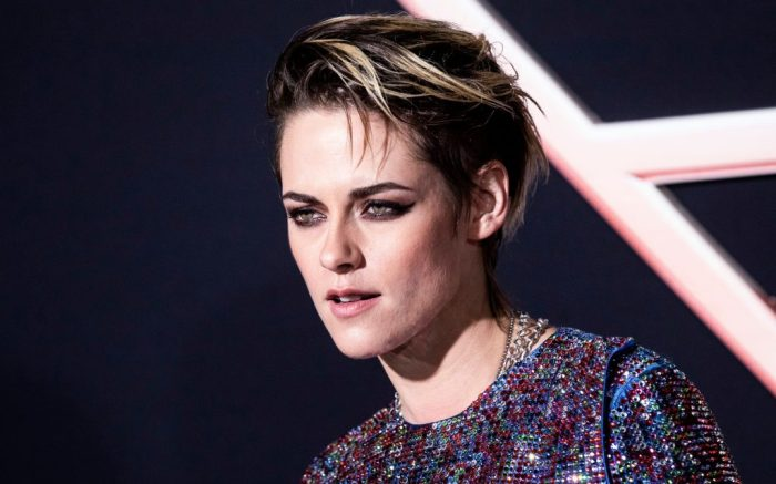 Kristen Stewart poses on the red carpet for the premiere of 'Charlie's Angels' at the Westwood Regency Theater in Los Angeles, California, USA, 11 November 2019. The movie is to be released in US theaters on 15 November.Charlie's Angels premiere in Los Angeles, USA - 11 Nov 2019