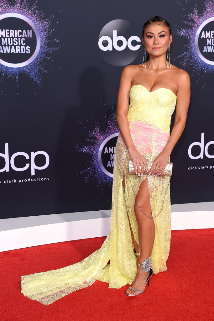 Agnez Mo 47th Annual American Music Awards, Arrivals, Microsoft Theater, Los Angeles, USA - 24 Nov 2019