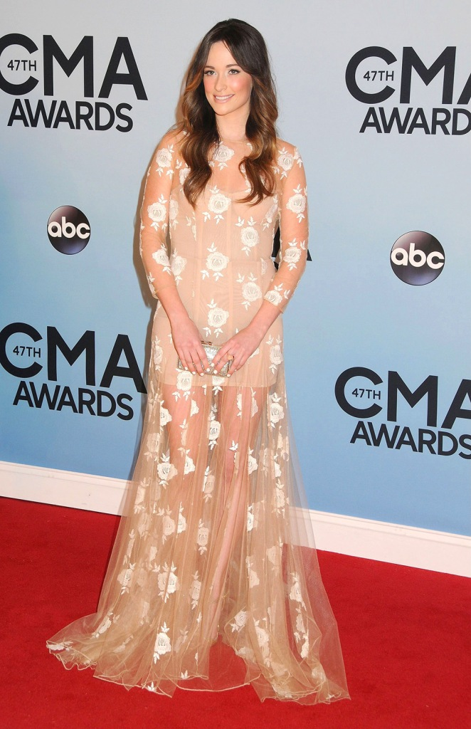 Kacey Musgraves47th Annual CMA Awards, Nashville, America - 06 Nov 2013 WEARING BLUMARINE SAME OUTFIT AS BELLA THORNE KIMBERLEY WALSH