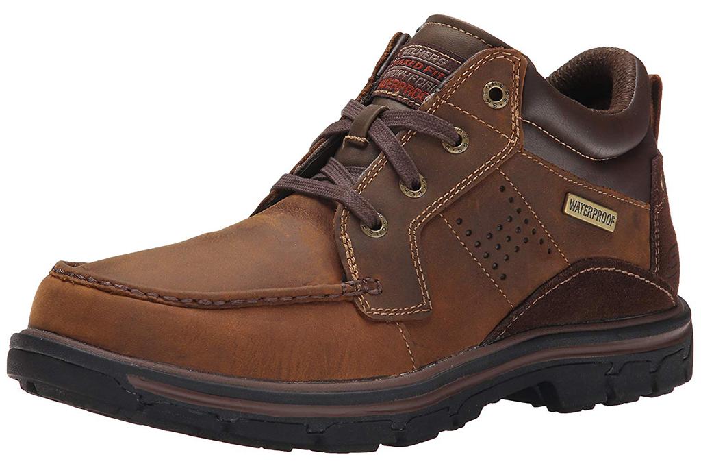 skechers waterproof boot