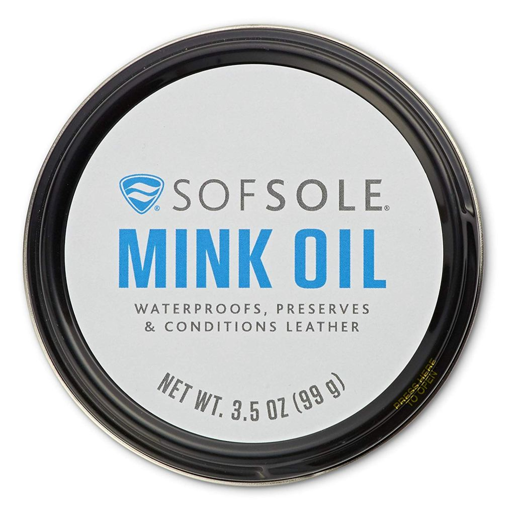 sofsole mink oil