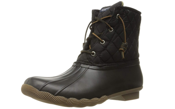 sperry warm rain boots