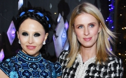 nicky hilton, stacy bendet, Saks Fifth