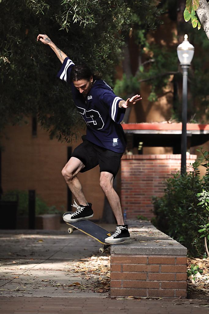 Straye Skate Sneakers