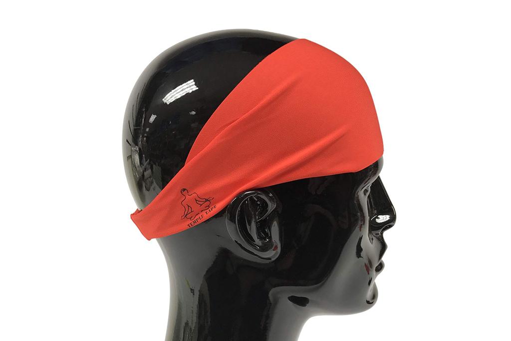 temple tape headband