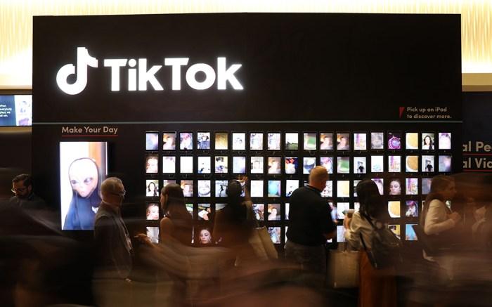 TikTok booth