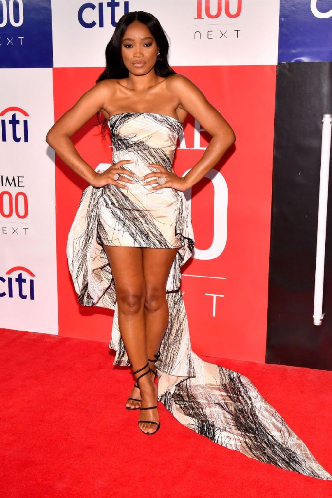 time 100, time magazine, Inaugural Time 100 Next event, time 100 next, Keke Palmer