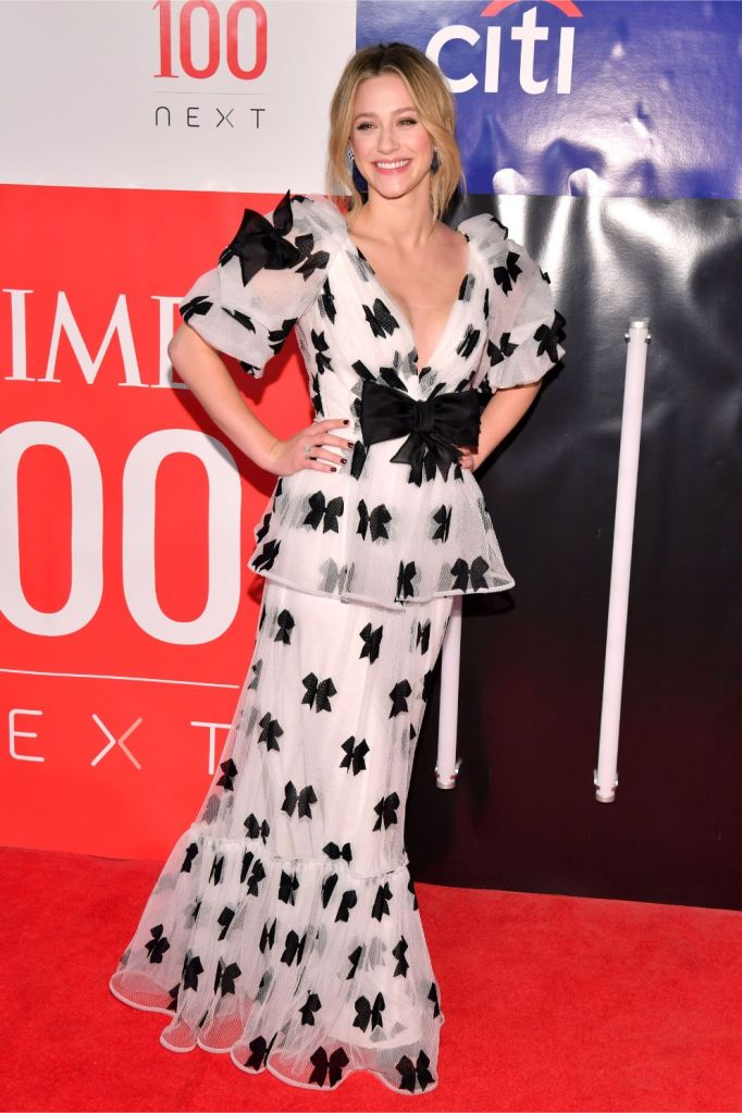 time 100, time magazine, Inaugural Time 100 Next event, time 100 next, Lili Reinhart