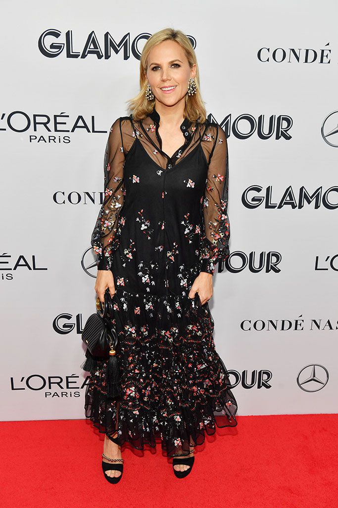 Tory Burch Glamour Women of the Year Awards, Arrivals, New York, USA - 11 Nov 2019Wearing Own Collection